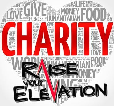 Raise Your Elevation Charity Logo
